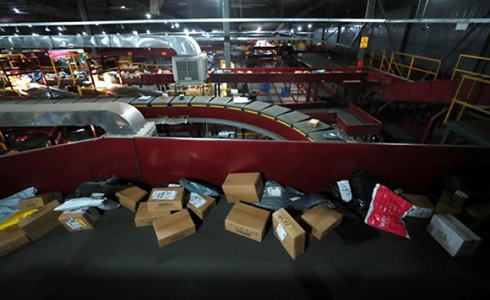 國家郵政局:14日投遞量達3.45億件,創單日歷史新高