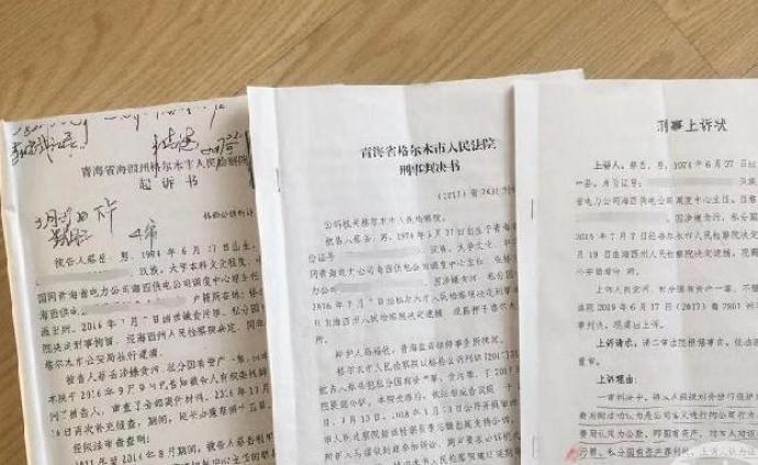"""""""揽私活""""所得归谁?青海一电企领导发动员工私接业务获刑"""