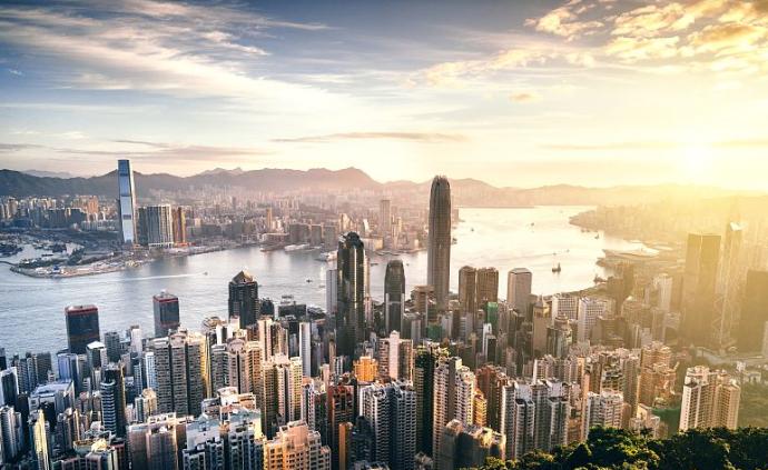 港澳办:习近平讲话发出中央政府对香港止暴制乱工作的最强音