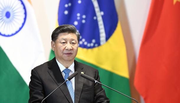 彩云长在有新天——习近平出访全面展示中国特色大国外交风范