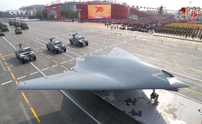 航母自造|中國隱身無人機發展迅速,何時會上艦?