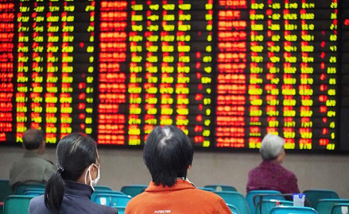 A股市場放量上漲:滬指收復半年線,創業板指大漲2.77%