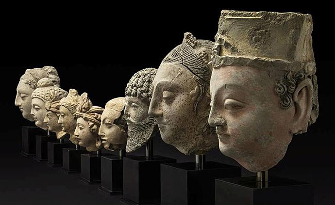 早安·世界|大英博物館歸還從阿富汗走私的一批佛頭文物