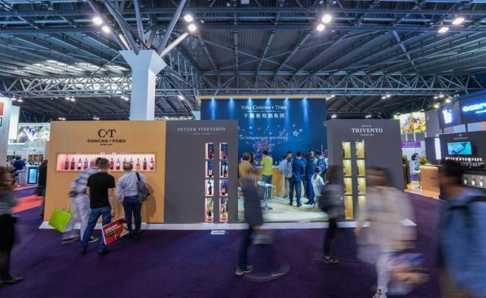 Vinexpo上海:规模比想象中小,但未来可期