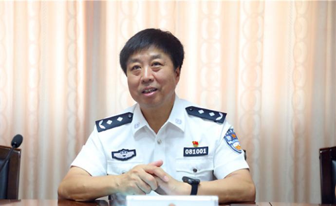 唐山市公安局长黄三平转任石家庄市公安局党委书记,提名局长