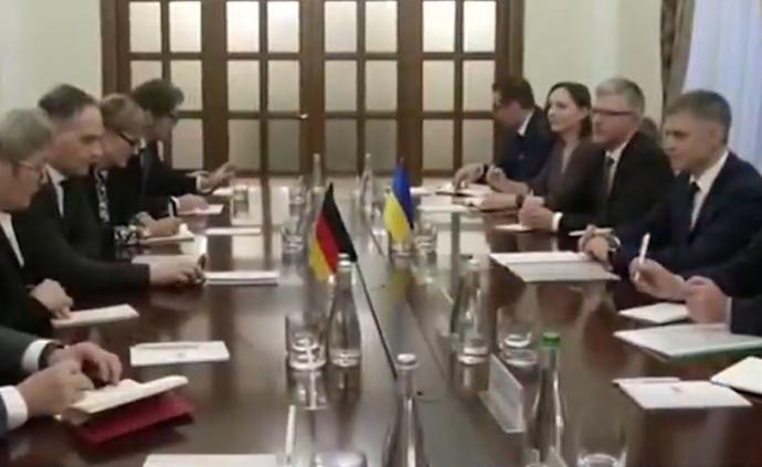 """乌克兰愿""""合理妥协""""以推动四国峰会取得实质性成果"""
