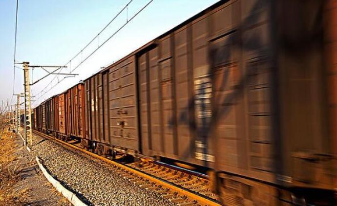 國家鐵路貨運單日裝車再創新高