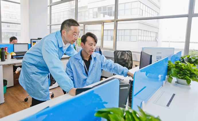 新时代奋斗者|这家上海企业从零起步,成通信设备主流供应商