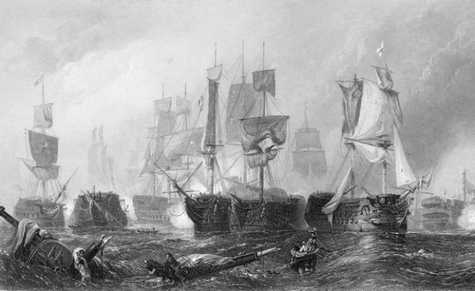 李硕|拿破仑时代海战的兵器、战术与战略