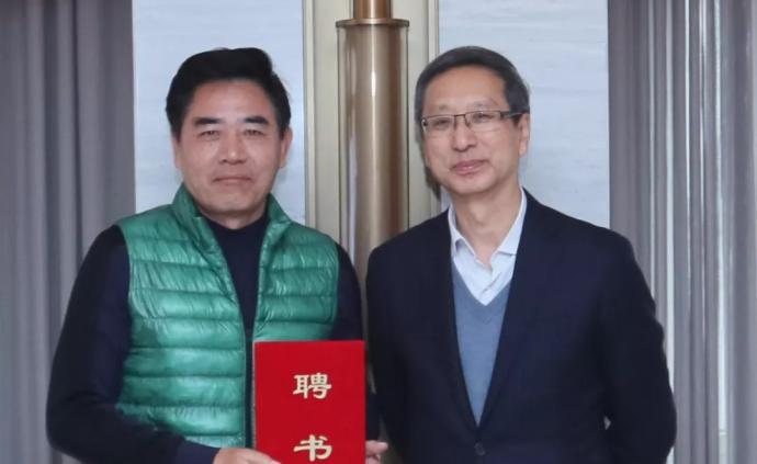 陳寶國擔任中國視協演員工作委員會會長