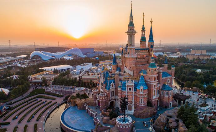 中國42座大型主題公園去年總營收超122億元