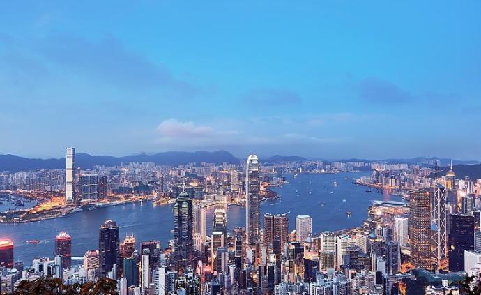 新華國際時評:美國插手香港事務嚴重踐踏國際法