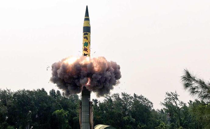 核觀察|印度首次夜間發射核導彈,強化戰略威懾力可靠性
