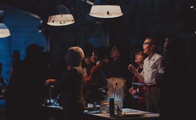 浸入式戲劇《秘密影院》開演,拓展城市文化娛樂新空間