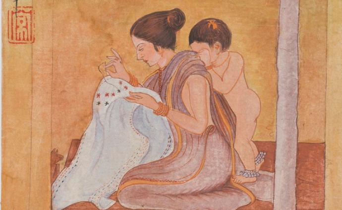 往事 常任俠、常秀峰叔侄與中印美術交流史上的繪畫遺存