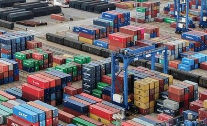 前十月广东对美外贸下降6%,对欧盟增长10.9%