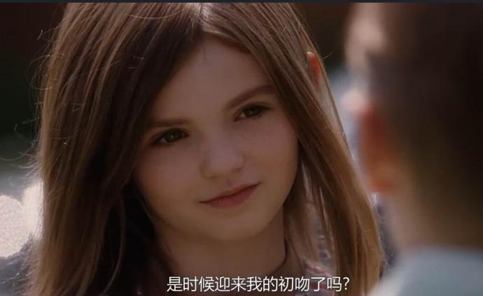 """看《怦然心動》里的爸爸教陷入迷戀的女兒如何帶""""眼""""識人"""