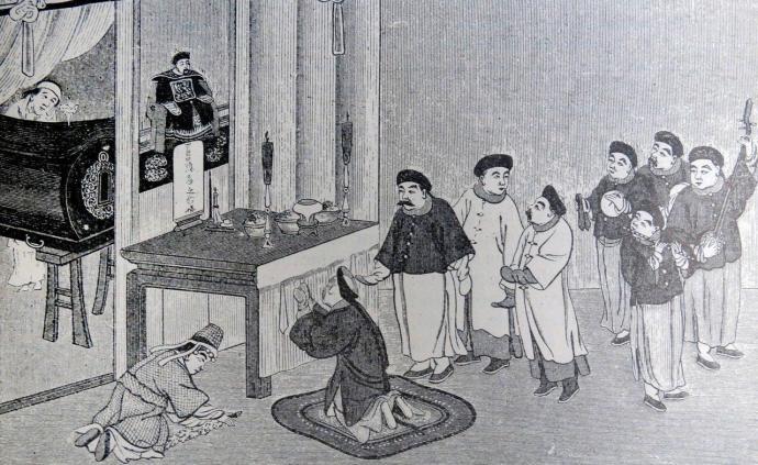 冯志阳︱传统社会日常生活中的生与死