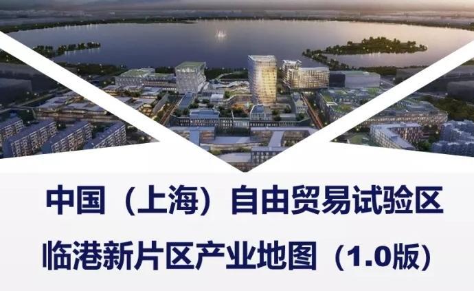 图解|临港新片区产业地图:含前沿产业区、国际创新协同区