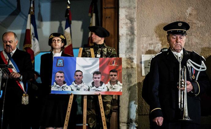 外媒:IS宣称对法国军机相撞事件负责,未提供证据