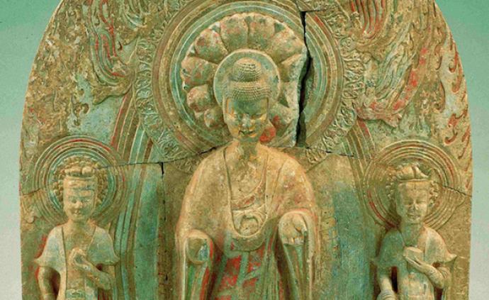 對青州七級寺出土一件背屏式造像時代的考證