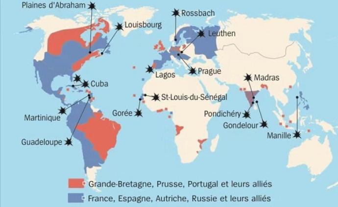 """皮埃爾·塞爾納:18世紀全球化視野下的""""最后一場革命"""""""