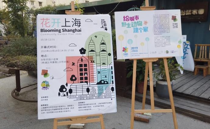 SUSAS联合展|花开上海:给城市野生动物建个家
