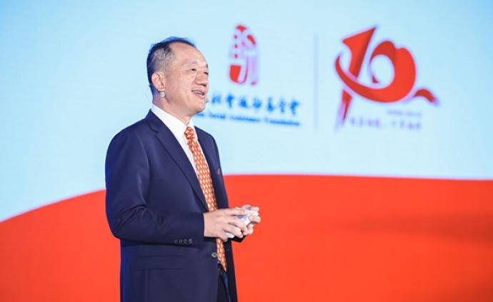 中华社会救助基金会十周年:募捐10亿,资助弱势群体百万人