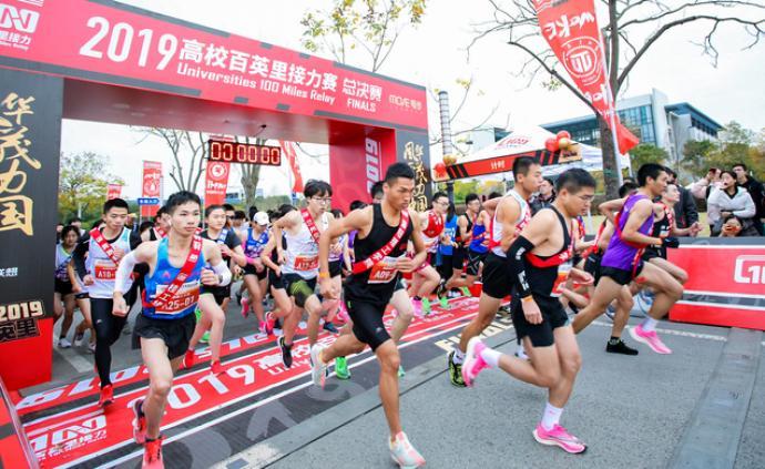 为了母校来一场跑步比拼吧,中国大学生越跑越快了