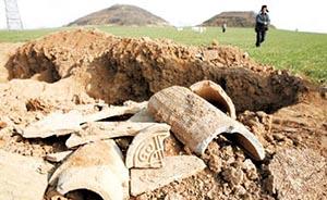 访谈︱仇鹿鸣:盗墓让历史学者左右为难