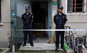上海一小区清晨发生天然气爆炸致3人烧伤,居民互助撤离现场