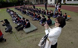 """上海推中小学""""学区化集团化""""缓解择校难,师资流动优势互补"""