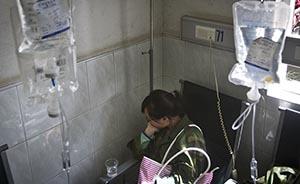 高一新生军训猝死,西安紧急通知:参加军训要有医院健康证明