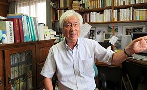 访谈︱子安宣邦:这一百年来日本人读懂中国了吗?
