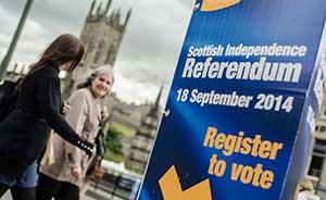 独立公投何以成为今日之选择?