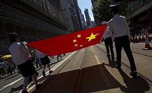 香港2017年起普选特首,候选人2至3名