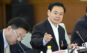 """山西新任""""一把手""""王儒林的吉林40年"""
