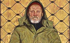 """流浪汉肖像获英国BP奖,我们的肖像画对""""人性""""的尊重在哪儿"""