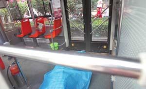 郑州一老人乘公交车要求让座未果,扇小伙4个耳光后猝死