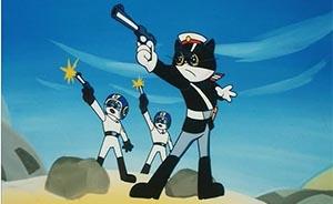 《黑猫警长》30岁了,电影和手游年内都要出
