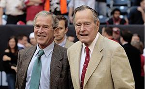 最酷阅读清单:小布什给老布什写传,巴顿将军死于暗杀?