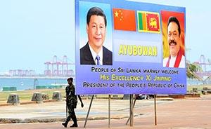 习近平今抵达斯里兰卡,28年来中国国家主席首次访问该国