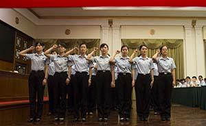 上海法官助理参与案件审理,为全国首次