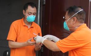 离埃博拉最近的中国医生:有人在你看不见的地方拯救世界