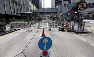 """香港""""占中""""激起民怨,受损旅行社和餐厅向发起人索赔"""