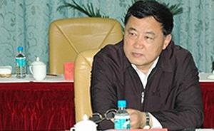 """江苏省委原常委、秘书长赵少麟落马,其子被称""""最牛开发商"""""""