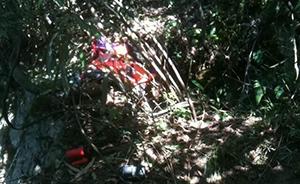 湖北利川驴友失踪8天后被搜获,确认掉入天坑死亡