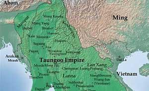 在缅甸发现中国︱朝贡体系下的中华与缅甸之争