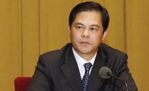 陈豪被任命为云南省副省长、代理省长,三天前空降省委副书记