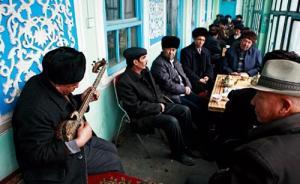 他从新疆来:一个维吾尔族摄影师,拍了100位新疆人